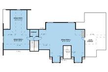 Craftsman Floor Plan - Other Floor Plan Plan #17-3407