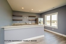Home Plan - Future Basement Family Room