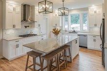 Dream House Plan - Farmhouse Interior - Kitchen Plan #1070-42