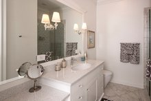 Classical Interior - Bathroom Plan #930-460