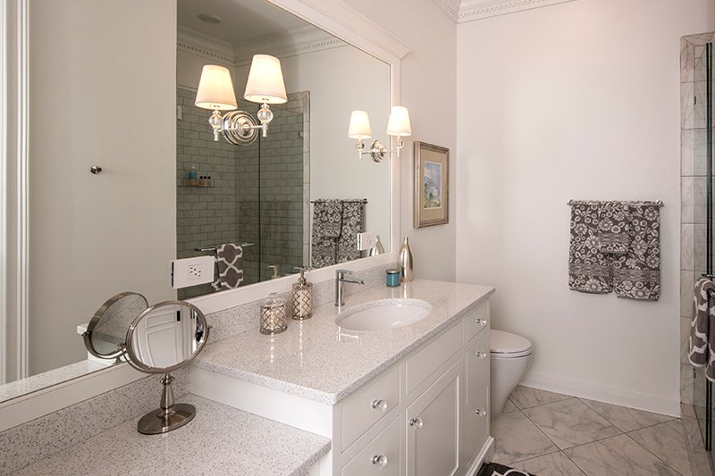 Classical Interior - Bathroom Plan #930-460 - Houseplans.com