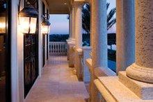 Dream House Plan - Mediterranean Exterior - Front Elevation Plan #929-900
