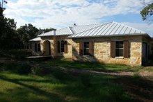 House Plan Design - Optional Side Loading Garage