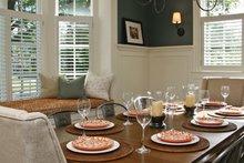 House Plan Design - Tudor Interior - Dining Room Plan #928-257