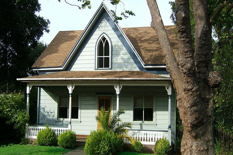 Strange Cottage Style House Plan 2 Beds 1 5 Baths 750 Sq Ft Plan Download Free Architecture Designs Jebrpmadebymaigaardcom