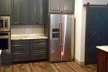 Architectural House Design - Craftsman Interior - Kitchen Plan #437-75