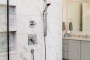 European Style House Plan - 3 Beds 2 Baths 2854 Sq/Ft Plan #430-192 Interior - Master Bathroom