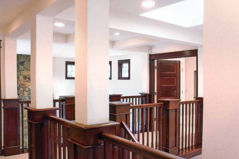 Craftsman Interior - Other Plan #132-244 - Houseplans.com