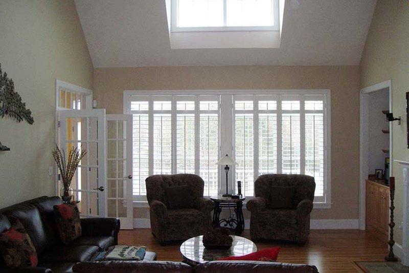 Country Interior - Family Room Plan #927-642 - Houseplans.com