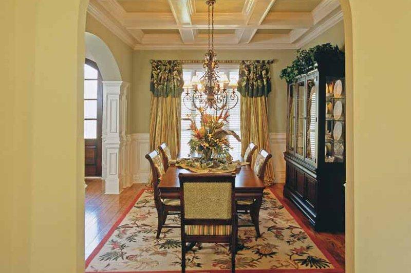Colonial Interior - Dining Room Plan #927-923 - Houseplans.com