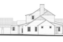 Country Exterior - Other Elevation Plan #1058-80