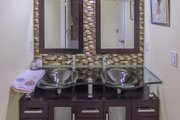 European Style House Plan - 4 Beds 3 Baths 2812 Sq/Ft Plan #929-877 Interior - Bathroom
