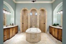 Mediterranean Interior - Master Bathroom Plan #930-446