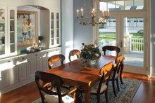 Craftsman Interior - Dining Room Plan #928-229