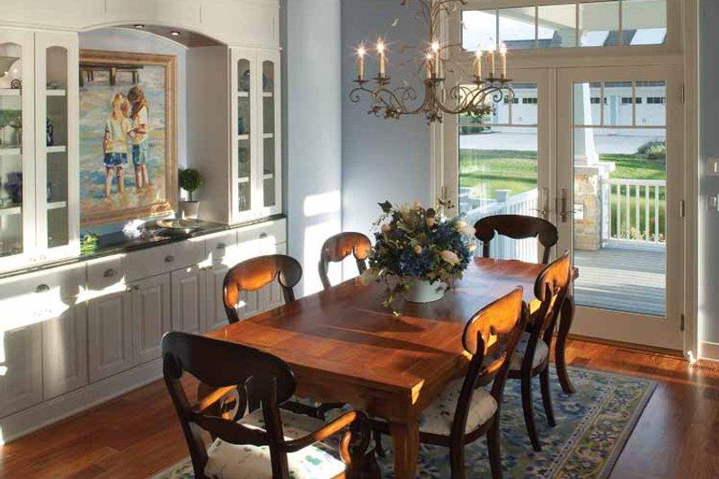 Craftsman Interior - Dining Room Plan #928-229 - Houseplans.com
