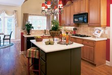 House Plan Design - Country Interior - Kitchen Plan #927-904