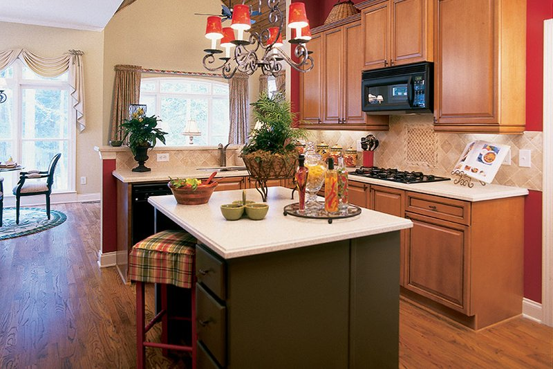 Country Interior - Kitchen Plan #927-904 - Houseplans.com