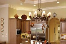 Architectural House Design - Mediterranean Interior - Kitchen Plan #1017-1