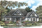 Country Style House Plan - 3 Beds 2.5 Baths 2304 Sq/Ft Plan #929-756 Exterior - Front Elevation