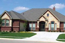 Home Plan - Traditional Exterior - Front Elevation Plan #84-707