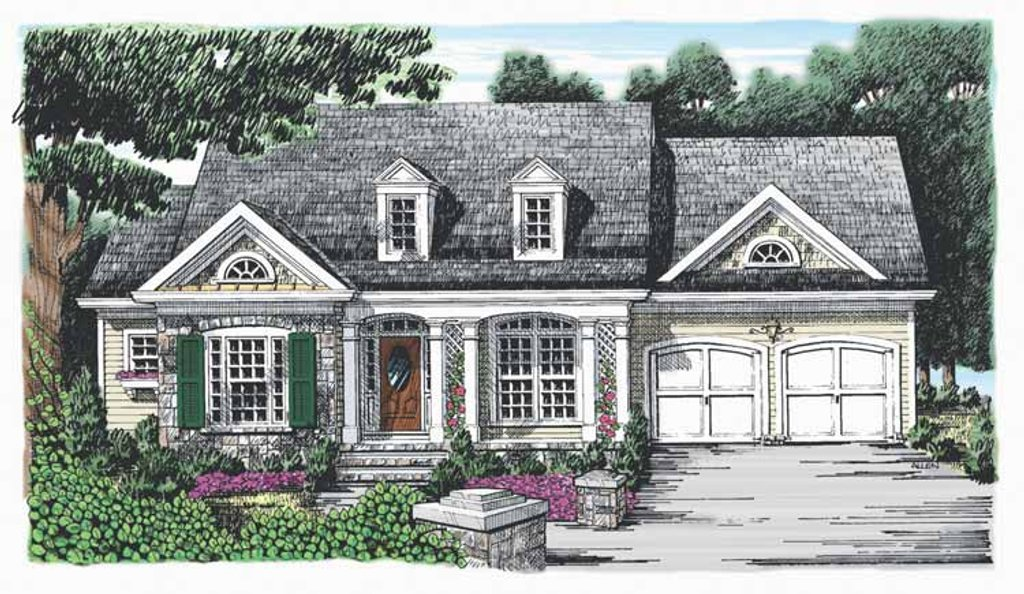 Ranch style house plan 3 beds 2 baths 1725 sq ft plan for Weinmaster house plans