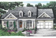 House Plan Design - Ranch Exterior - Front Elevation Plan #927-851