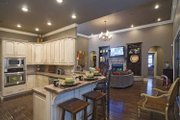 Country Style House Plan - 4 Beds 3 Baths 2525 Sq/Ft Plan #17-2682