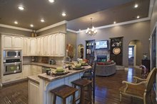 Dream House Plan - Country Interior - Kitchen Plan #17-2682