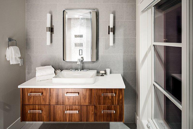 Contemporary Interior - Bathroom Plan #928-287 - Houseplans.com