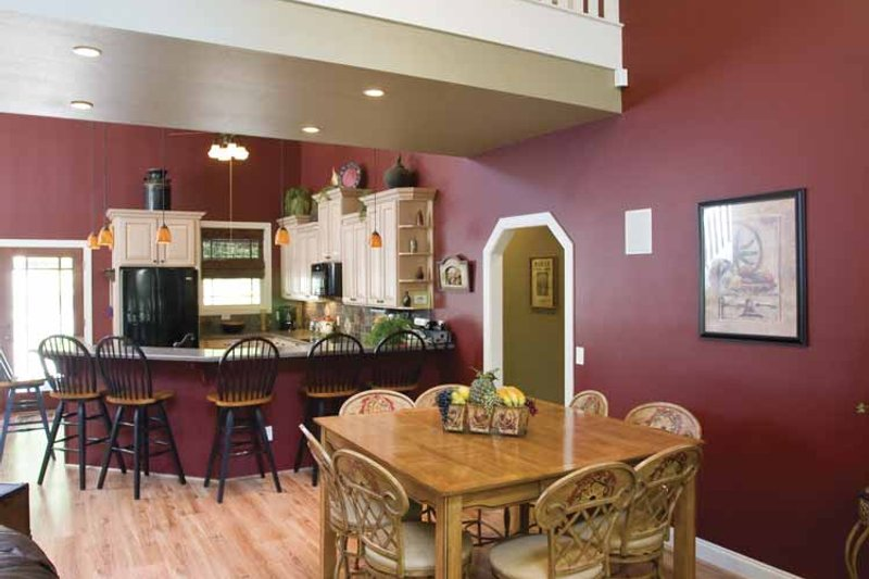 Country Interior - Other Plan #17-3266 - Houseplans.com