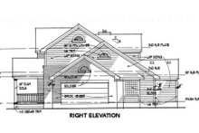 Southern Exterior - Other Elevation Plan #120-138