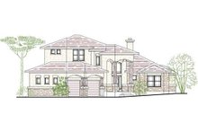 Dream House Plan - Traditional Exterior - Front Elevation Plan #80-170