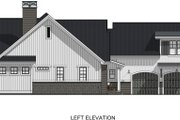 Farmhouse Style House Plan - 3 Beds 2.5 Baths 2551 Sq/Ft Plan #1069-18 Exterior - Other Elevation