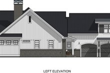 House Design - Left Side