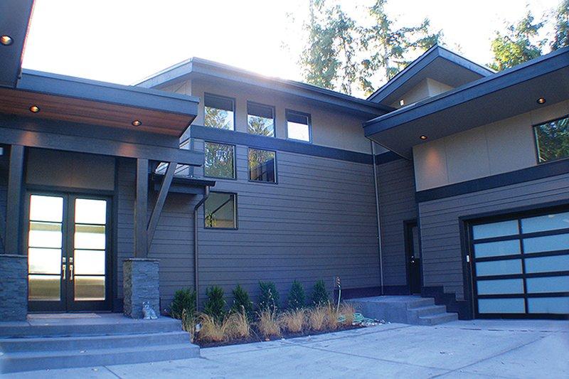 Contemporary Interior - Other Plan #132-563 - Houseplans.com