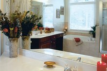 Architectural House Design - Traditional Interior - Master Bathroom Plan #927-874