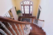Dream House Plan - Colonial Interior - Entry Plan #71-148