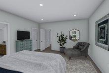 Dream House Plan - Traditional Interior - Master Bedroom Plan #1060-100