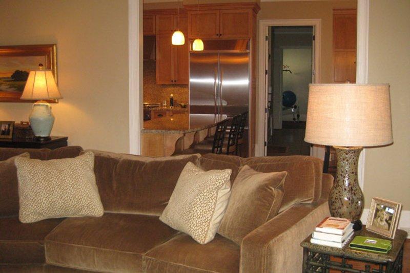 Country Interior - Family Room Plan #1054-16 - Houseplans.com