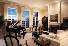 Country Interior - Family Room Plan #46-686