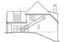 Architectural House Design - Country Exterior - Other Elevation Plan #927-915