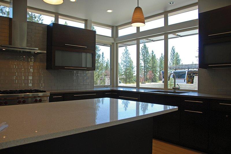 Contemporary Interior - Kitchen Plan #892-18 - Houseplans.com