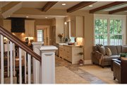 Classical Style House Plan - 3 Beds 3.5 Baths 3281 Sq/Ft Plan #928-240 Interior - Kitchen