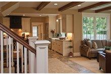 Classical Interior - Kitchen Plan #928-240