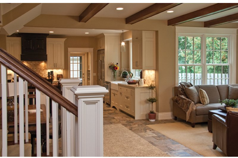 Classical Interior - Kitchen Plan #928-240 - Houseplans.com