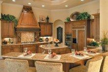 House Plan Design - Mediterranean Interior - Kitchen Plan #930-328