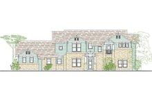 Dream House Plan - Craftsman Exterior - Front Elevation Plan #80-205