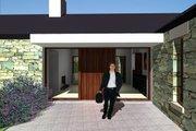 Modern Style House Plan - 3 Beds 2 Baths 4258 Sq/Ft Plan #520-7