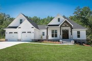 Craftsman Style House Plan - 3 Beds 2 Baths 2073 Sq/Ft Plan #430-157 Photo