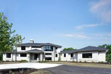 Architectural House Design - Traditional Exterior - Front Elevation Plan #928-329